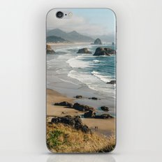 Alone in the beauty of the earth iPhone & iPod Skin