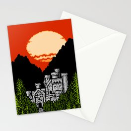 Path  to  Castle  Rock Stationery Cards