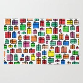 Gift Boxes Rug