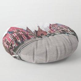 Brugges Floor Pillow