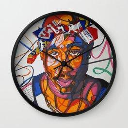 Pair of Pacs Wall Clock