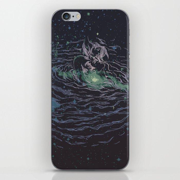 Universe of Love iPhone Skin