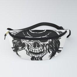 Pirate Skull Best Gift Fanny Pack