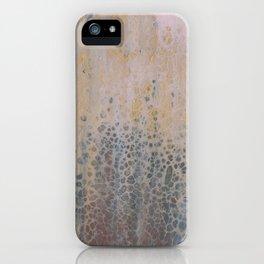 Earthtones Waterfall iPhone Case