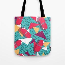 Pills Pattern 014 Tote Bag