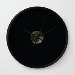 Moon5 Wall Clock