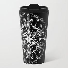Sea Mandala Travel Mug