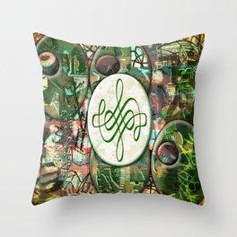 Leah (#TheAccessoriesSeries) Throw Pillow
