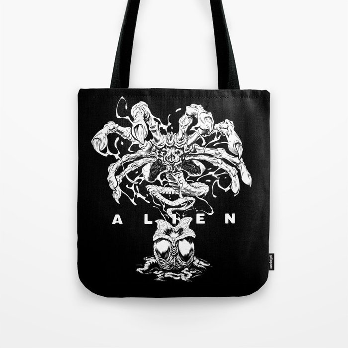 ALIEN: FACEHUGGER Tote Bag