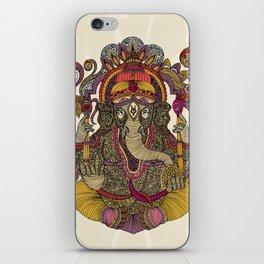 Lord Ganesha iPhone Skin