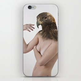 Therianthrope - Eagle iPhone Skin