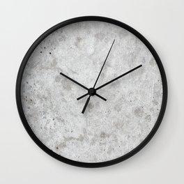 Concrete #344 Wall Clock