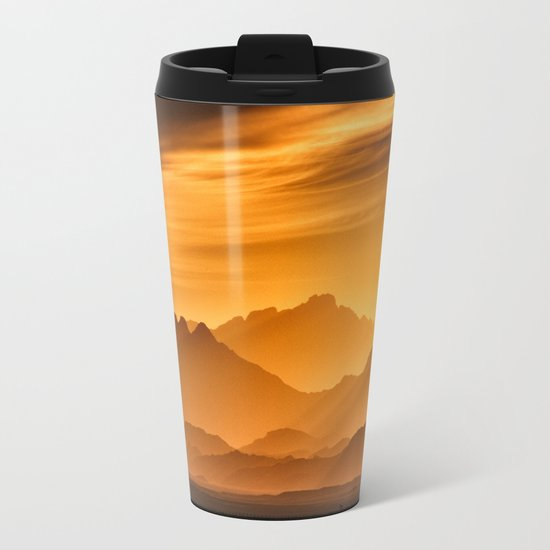 twilight Metal Travel Mug