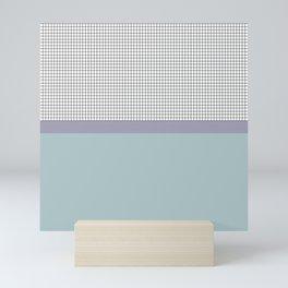 Grid 3 Mini Art Print
