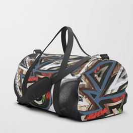 Inner Mask - Collage Duffle Bag