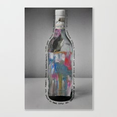 That's What Drugs And Alcohol Are For Canvas Print
