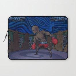 Domino The Destitute Laptop Sleeve