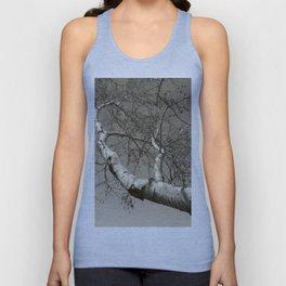 Birch tree #01 Unisex Tank Top