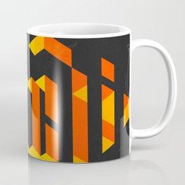 Halo noire Coffee Mug