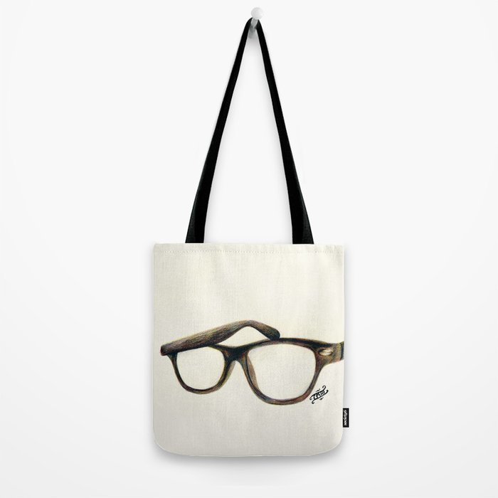 Hipster's Paradox Tote Bag