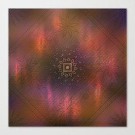 Sunset Mimosa Canvas Print