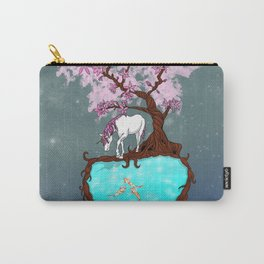 Last Unicorn Carry-All Pouch