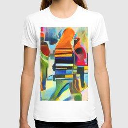 City Life I T-shirt