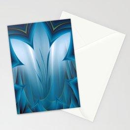 Color Meditation - Blue  Stationery Cards