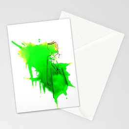 Sword Dance Stationery Cards