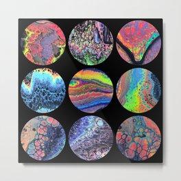 Bang Pop Lunar 1 Metal Print