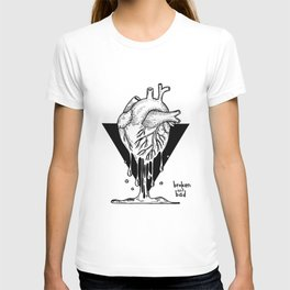 Pour your heart into everything you do T-shirt