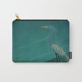 Camouflage: The Crane Carry-All Pouch