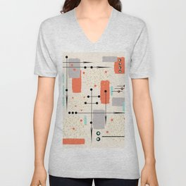 Sense of Direction Unisex V-Neck