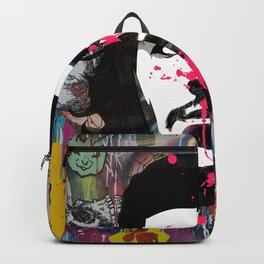 Fragments of Broken Dreams Backpack
