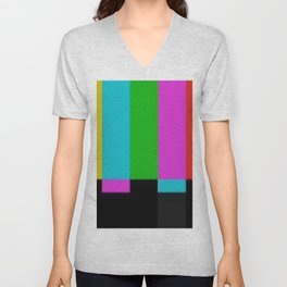 TV-DEFAULT Unisex V-Neck