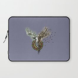 All of nature is interconnected Laptop Sleeve