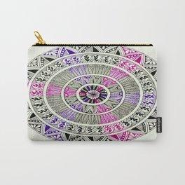 wheel mandala Carry-All Pouch