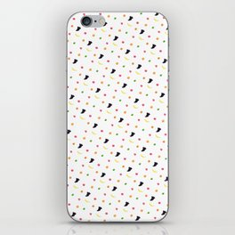 Fruit Salad (Small Pattern) iPhone Skin
