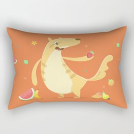 Numbat Rectangular Pillow