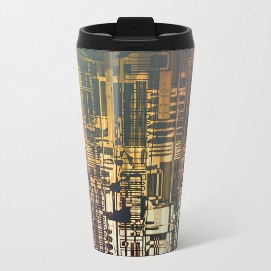 Density / Urban 28-08-16 Metal Travel Mug