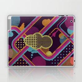 Funky Cloud Laptop & iPad Skin