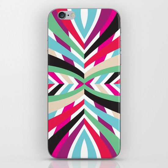 Mix #105 iPhone & iPod Skin