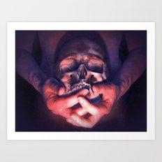 We Are Mortal Art Print