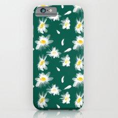 Camomiles summer iPhone 6s Slim Case