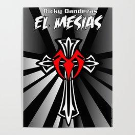 El Mesias De La Lucha Poster
