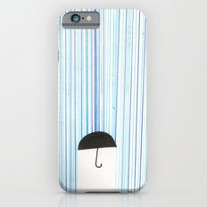 Mr. Invisible Doesn't Like Rain... Slim Case iPhone 6s