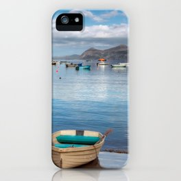 Morfa Nefyn Bay iPhone Case
