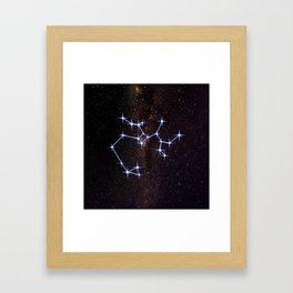 Saggitarius Framed Art Print