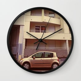 Gentle Greeter - Renault Modus Wall Clock