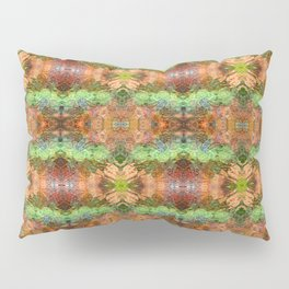 Abstract Water Reflection Pillow Sham
